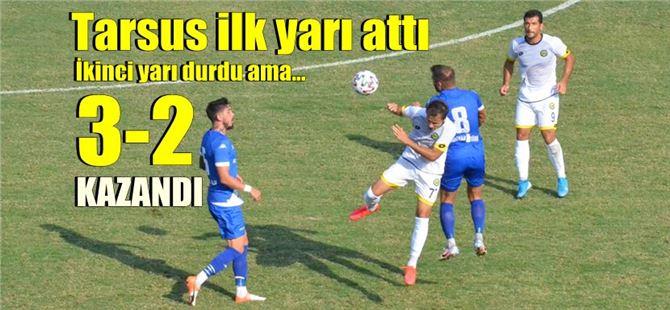 Tarsus İdmanyurdu 3 – Bodrumspor 2