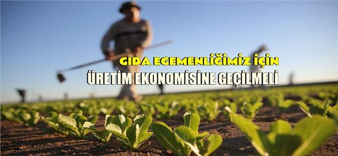 """Ortak açıklama: """"Kamucu Tarım ve Gıda Politikaları Uygulanmalıdır"""""""