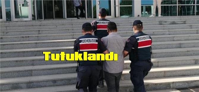 Tarsus'ta 11 hırsızlık olayına karışan şahıs tutuklandı