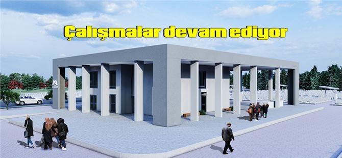 Tarsus Eshab-ı Kehf Mezarlığı 2021 yılı ilk çeyreğinde tamamlanacak