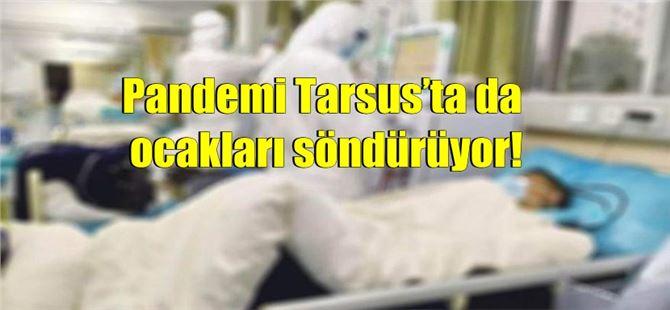Tarsus'ta toplam vefat sayısı 116'ya yükseldi