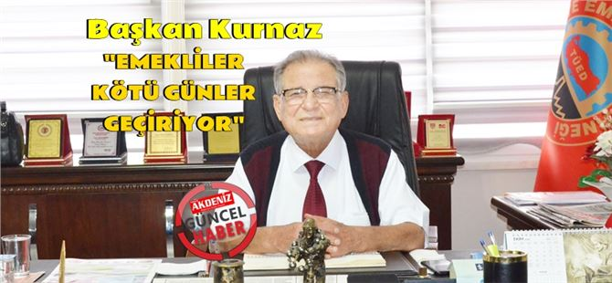 """Ömer Kurnaz: """"Sabır ağacı çatladı! Kötü günler geçiriyoruz"""""""