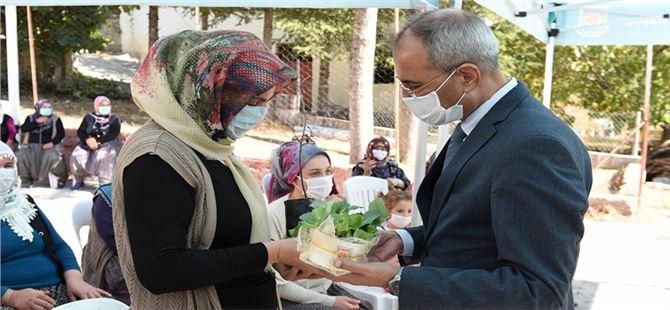 Tarsus Belediyesi Gen Bankasında Ata Tohum Sayısı 20 Milyona Ulaştı