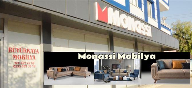 Monassi Mobilya Büyükkaya güvencesinde Tarsus'ta