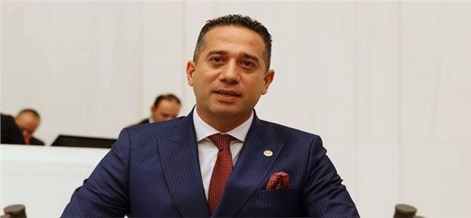 CHP'li Başarır'dan Çukurova Havalimanı İçin Meclis Araştırma Önergesi