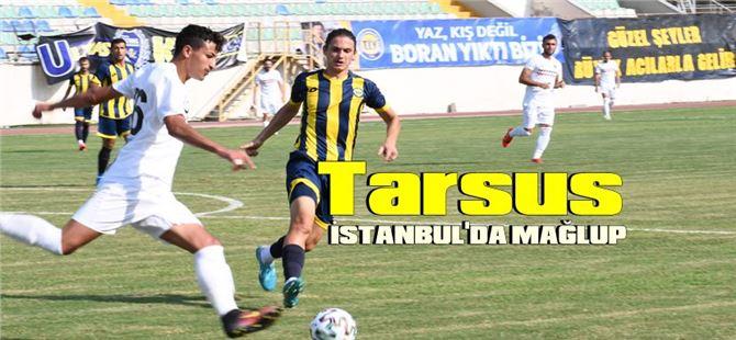 Pendikspor 1-Tarsus İdmanyurdu 0