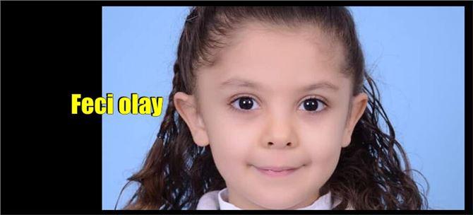 Mersin'de acı olay, üzerine gardırop devrilen kız çocuğu öldü