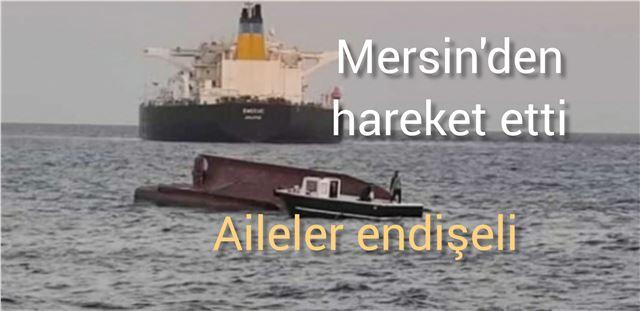 Adana'da tekne alabora oldu! 4 denizci hayatını kaybetti