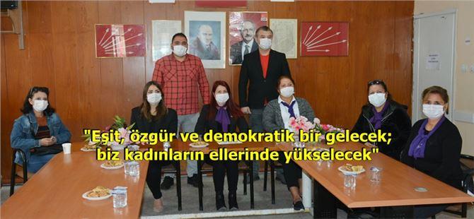 """CHP'li Belda Boroğlu: """"Kadına Şiddet Politiktir"""""""