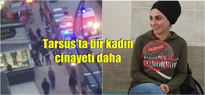 Elazığ'dan Tarsus'a geldi cinayet işleyip, intihar girişiminde bulundu