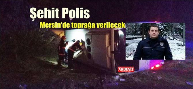Şehit Polis Ömer Faruk Tekağaç'ın cenaze saati ve yeri belli oldu