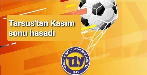 Kardemir Karabükspor 0-Tarsus idman yurdu 3