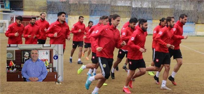 """Can: """"Yukarıyı hedefliyorsak Turgutlu Spor maçını kazanmalıyız"""""""