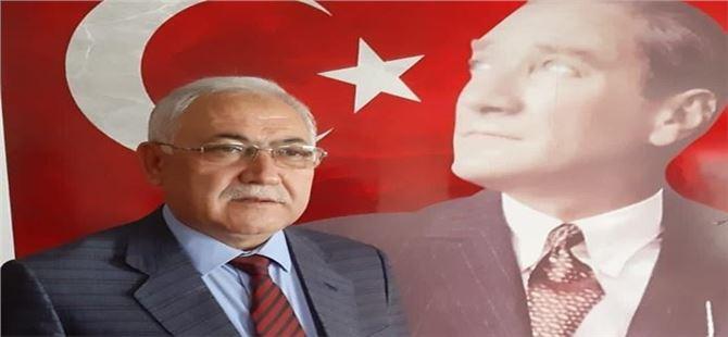 MHP İlçe Başkanı Mehmet Çelik'ten 3 Aralık mesajı