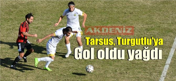 Tarsus İdman Yurdu 4- Turgutluspor 0
