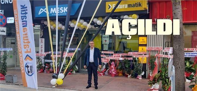 Tarsus'ta FaturaMatik açıldı