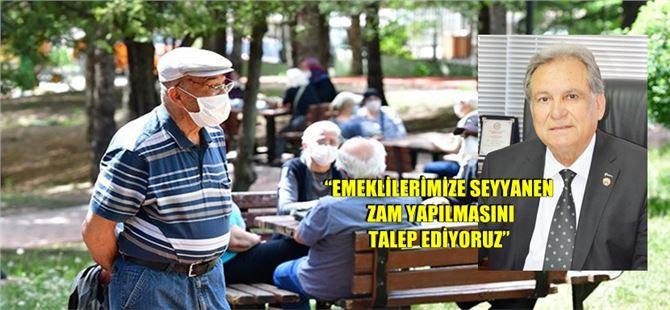 """Başkan Kurnaz: """"Çarşı-pazar fiyatlarıyla, TÜFE arasında büyük bir fark bulunmaktadır!"""""""