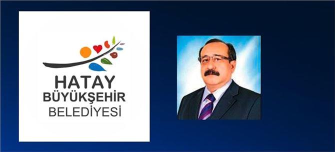 Hatay Büyükşehir Genel Sekreter yardımcısı Bülent Ok atandı