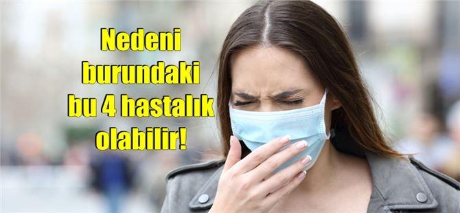 Maskeyle nefes almakta güçlük çekiyorsanız, bunlara dikkat edin