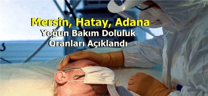 Bakan Koca açıkladı; en riskli il'ler Mersin, Hatay, Adana