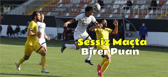 Etimesgut Belediyespor 0- Tarsus idman Yurdu 0
