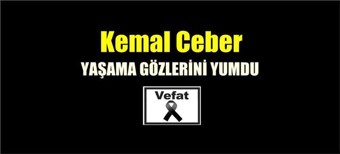 Kemal Ceber, COVID-19 nedeniyle vefat etti