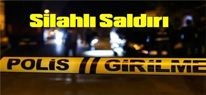 Mersin'de otomobile silahlı saldırı
