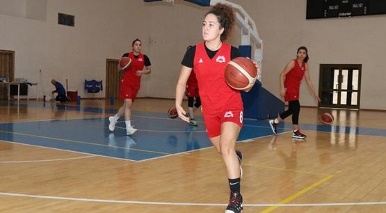 Mersin Büyükşehir GSK, Fenerbahçe maçı için hazır
