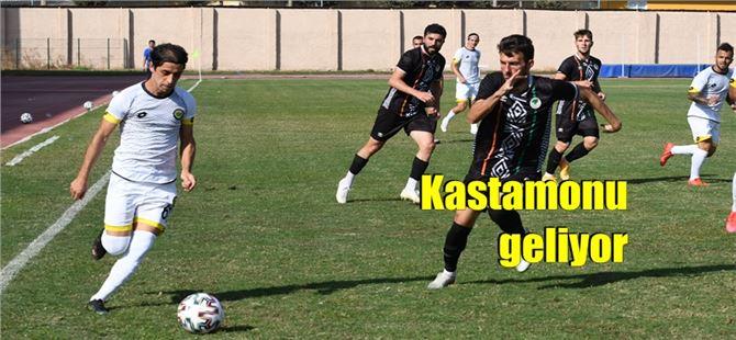 Tarsus, erteleme maçında Kastamonu ile karşılaşacak