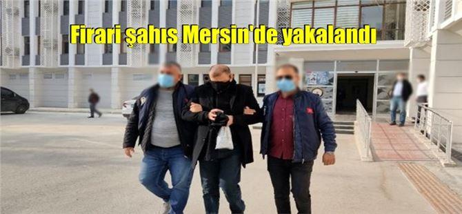 12 yaşındaki kıza cinsel tacizde bulunan şahıs Mersin'de yakalandı