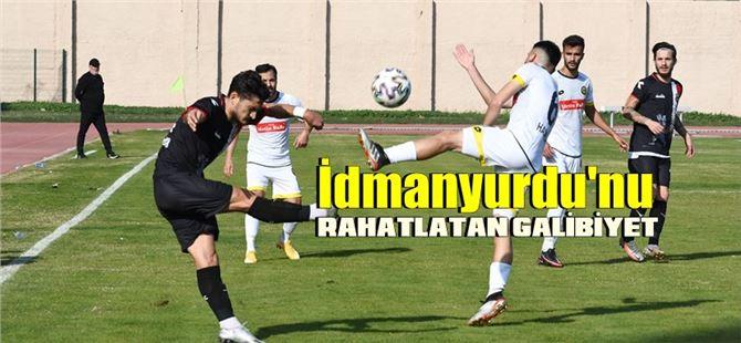 Tarsus İdmanyurdu 2 - GMG Kastamonuspor 0