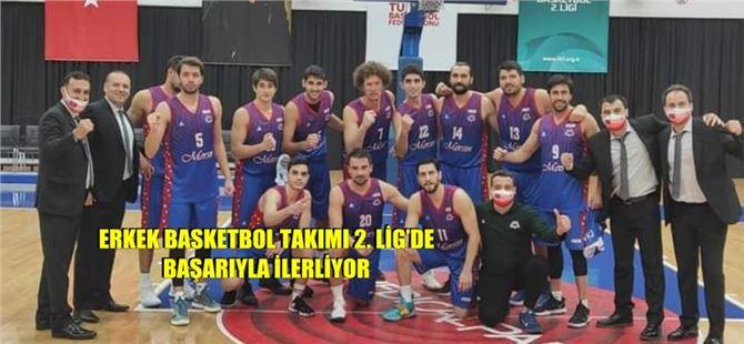 Erkek Basketbol Takımı, Kayseri'den Mutlu Döndü