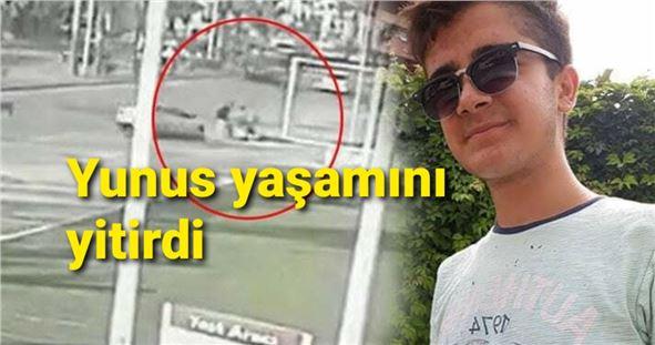 Mersin'deki kazada Yunus öldü, sürücü tutuklandı