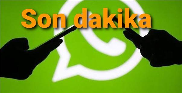 Son dakika... WhatsApp geri adım attı