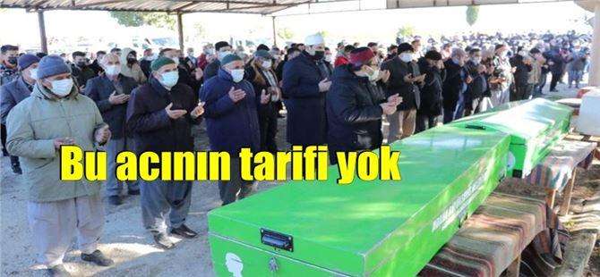 Tarsus'taki kaza aynı aileden 5 kişinin ölümüne neden oldu
