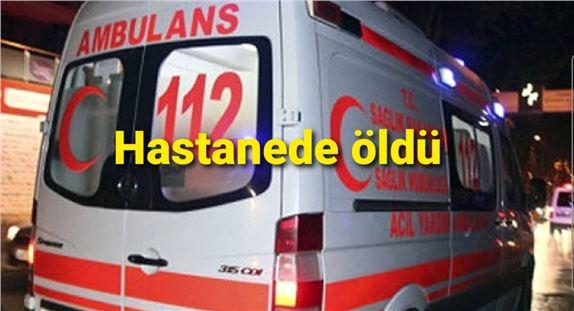 Tarsus'ta evinde hareketsiz bulunan kadın hastanede öldü
