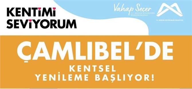 Büyükşehir'den Çamlıbel için kentsel yenileme yarışması