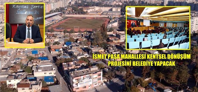 Tarsus Belediyesi, İsmet Paşa Mahallesi'ndeki mağduriyeti sona erdirecek