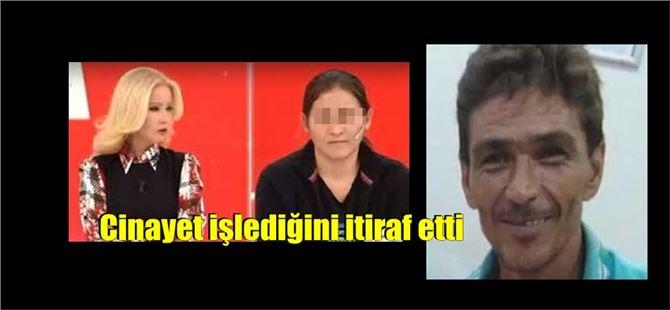 Mersin'de serada ölü bulunan adamın katili karısı çıktı