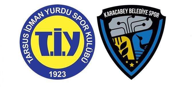 Tarsus'un rakibi Karacabey Belediyespor