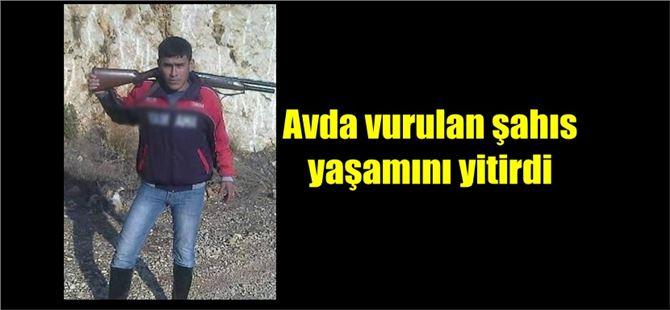 Mersin'de sürek avında vurulan avcı öldü