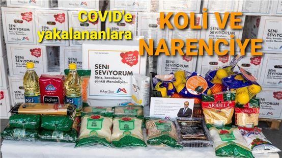 Büyükşehir'den pandemiye karşı doğal vitamin desteği