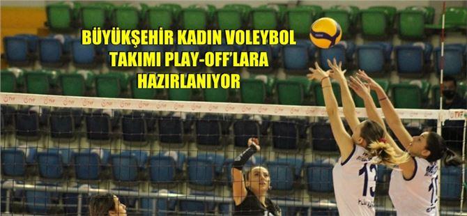 Büyükşehir GSK, Yenişehir Belediyesi Mersin İhtisas Spor Kulübü'nü 3-0 Yendi