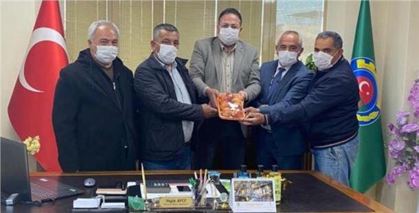 Türkiye'nin ilk turfanda şeftalisi Tarsus'ta 120 liradan alıcı buldu