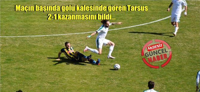 Tarsus İdman Yurdu 2-Kırşehir Belediyespor 1