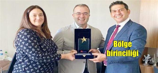 Lider Grup Sigortaya, bölge birinciliği ödülü