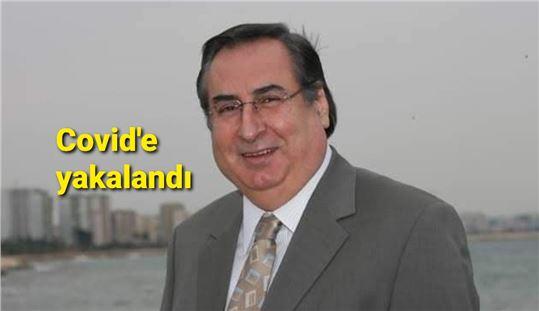 Macit Özcan, Covid-19 nedeniyle hastanede tedavi altına alındı