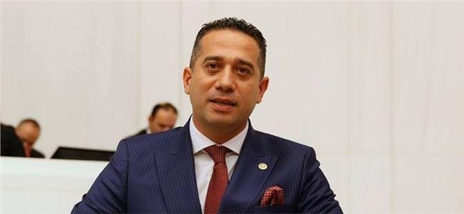 """CHP'li Ali Mahir Başarır: """"Bu teklif düpedüz halkı sömürmektir"""""""