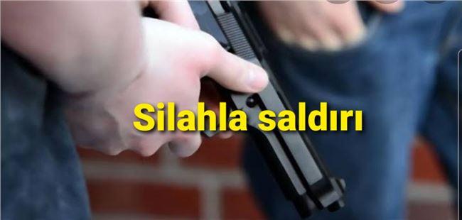 Tarsus'ta silahlı saldırı olayı