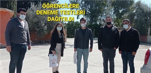 Büyükşehir Yenice LGS kursu çalışmalarına devam ediyor